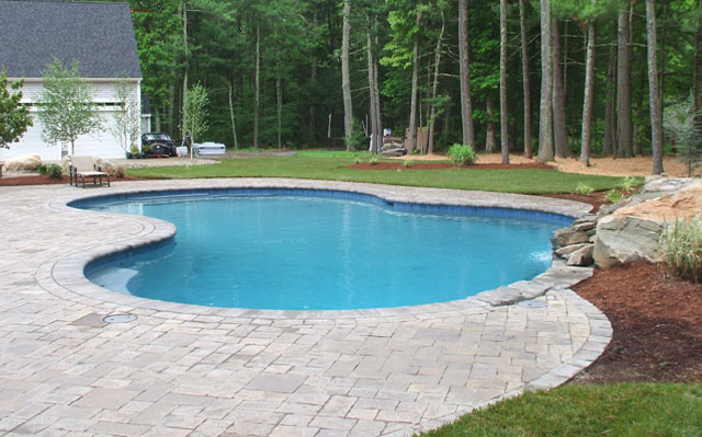 Pools Spas Amp Waterscapes Archives Et Landscaping